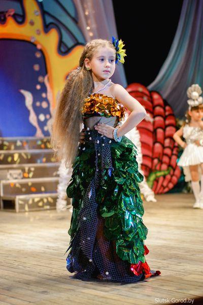 Визитка на конкурс мисс малютка