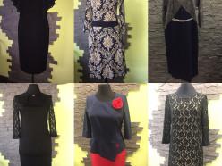 Предновогодние скидки в магазине женской одежды «Интрига»
