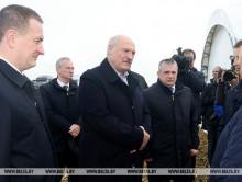 Слуцкий район: Лукашенко высказался против провластного митинга и рассказал о коронавирусе