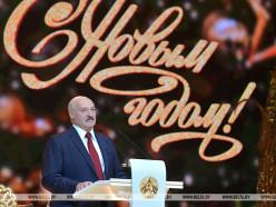 Лукашенко: белорусскому народу под силу преодолеть все трудности