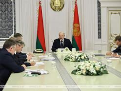 Лукашенко требует развивать в Беларуси производство продукции из древесины