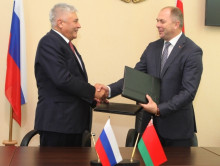 Следственный комитет Беларуси и МВД России подписали Соглашение о сотрудничестве