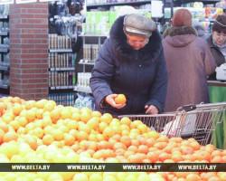 Гречка и цитрусовые в ноябре в Беларуси подешевели, бананы и огурцы подорожали