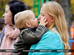 Неделя матери пройдет в Беларуси с 8 по 15 октября