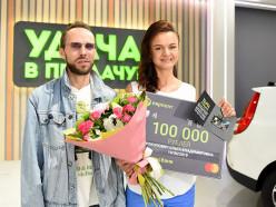 Солигорчанка выиграла 100 000 рублей, просто сходив в магазин