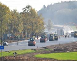 Средства дорожного фонда пойдут на ремонт МКАД, местные автодороги и Западный обход Бреста