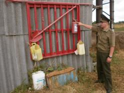 МЧС проводит мониторинг заготовки грубых кормов