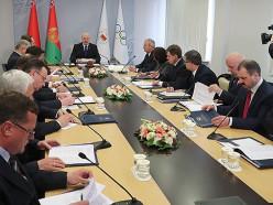 Лукашенко подчеркивает исключительную значимость Европейских игр в истории суверенной Беларуси