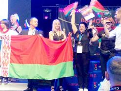 Случчанка Татьяна Дергачёва стала бронзовым призером чемпионата мира по парикмахерскому искусству в Париже