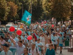 Как проходили мирные митинги в Слуцке в последние дни. Фото