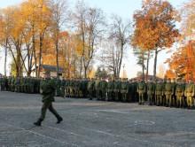 Военные сборы - неотъемлемая часть повышения уровня боевой и мобилизационной готовности Вооруженных Сил Республики Беларусь