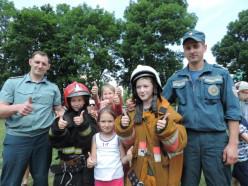 В Слуцком районе в самом разгаре акция «Каникулы без дыма и огня»