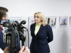 В Слуцке открылась выставка работ лучшего фотокорреспондента Минской области