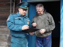 Слуцкий РОЧС постоянно проводит профилактическую и разъяснительную работу среди населения района по предупреждению пожаров