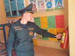 Слуцкий РОЧС провел мониторинг состояния пожарной безопасности мест летнего оздоровления детей