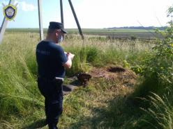В Каменецком районе мужчина получил ожоги, закурив у открытого канализационного люка