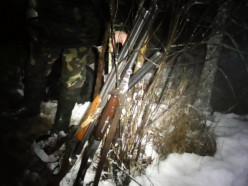 В Слуцком районе во время легальной охоты на кабана охотники специально застрелили лося