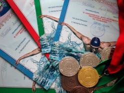 Слуцкие пловцы стали призерами Олимпийских дней молодёжи по плаванию