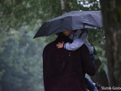 Оранжевый уровень опасности объявлен в Беларуси 18 сентября из-за сильных дождей и ветра
