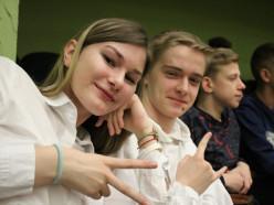 В Солигорске прошел первый этап IХ Областного фестиваля КВН