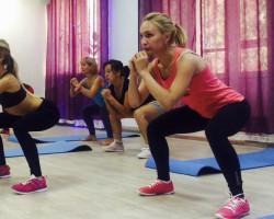 В Слуцке открылись новые групповые занятия по фитнесу, ведется набор
