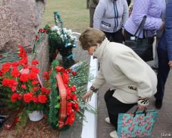 В Слуцке прошёл митинг-реквием в память о жертвах концентрационных лагерей