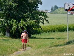 Вчера в Слуцке был побит температурный рекорд дня за 49 лет наблюдений