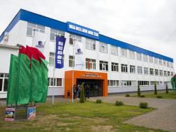 В Слуцке открылся новый цех «Кранового завода» - уникальное для Беларуси производство