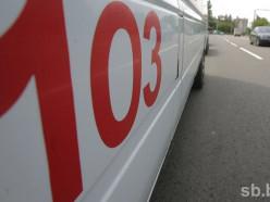 В Слуцком районе водитель сбил пьяного пешехода