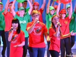 В Слуцке прошёл концерт, посвящённый 100-летию ВЛКСМ