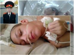«Радуга» перечислила средства пострадавшему в ДТП Никите Шалаеву
