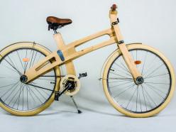 В Беларуси начали производство велосипедов из березы и ясеня