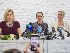 Договорились за 15 минут – Тихановская, Цепкало и Колесникова об объединении