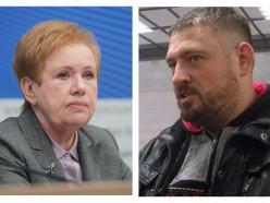 Ермошина подает в суд на Тихановского