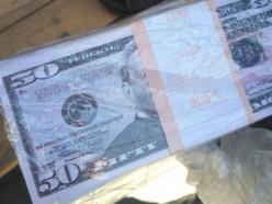 Случчанка заявила о пропаже $26 тысяч и €20 тысяч. Но деньги оказались сувенирными