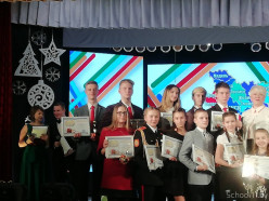 Ученик СШ №11 Тимофей Стамбровский стал победителем областного конкурса «Ученик года Минской области – 2018»
