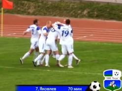 Матч «Слуцк» - «Динамо-Брест». 1:0