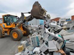 В Солигорском районе создаётся система раздельного сбора отходов электрооборудования