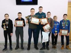 Юные спасатели из Слуцка стали лучшими в области
