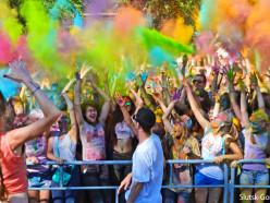 Когда в Слуцке пройдёт фестиваль красок Холли