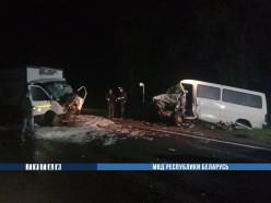 В аварии под Копылем погиб житель Солигорска
