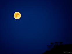 Ночной Слуцк и суперлуние. +24 фото