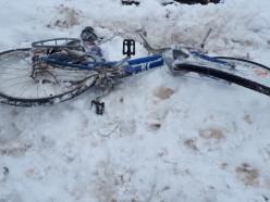 Задержан водитель фуры, сбивший велосипедиста в Слуцком районе