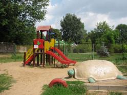Как работает летняя детская площадка в Слуцком парке