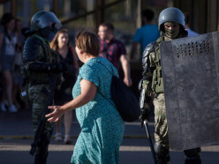 МВД опровергло информацию о пропавших без вести на акциях протеста