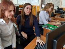 Учащиеся Ленинского учебно-педагогического комплекса получили подарок от Парка высоких технологий