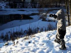 В Солигорске мужчина провалился под лед