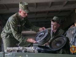 В 30‑й отдельной Краснознаменной железнодорожной бригаде старший лейтенант Никита Цимбалюк считается одним из лучших молодых офицеров