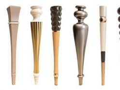 Покупаем ножки для мебели: основные характеристики