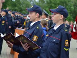 В Слуцком РОВД проводится отбор кандидатов на поступление в ВУЗы и лицей МВД